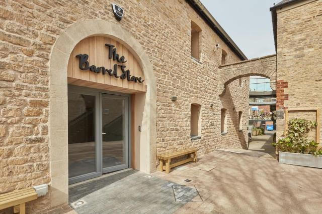 weekend trips from London - the barrel store
