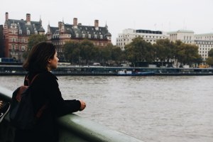 One year in London – Guest Post