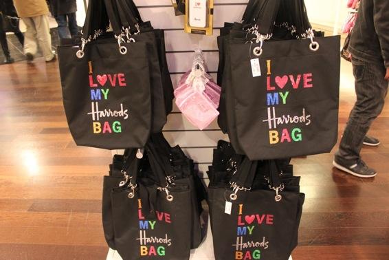 Handbags At Harrods Gift Shop London Perfect