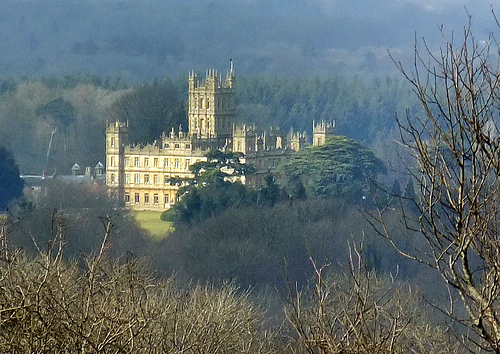 Highclere Castle And Downton Abbey December Open Days