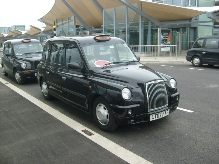 What Does it Take to Become a London Black Cab Driver?