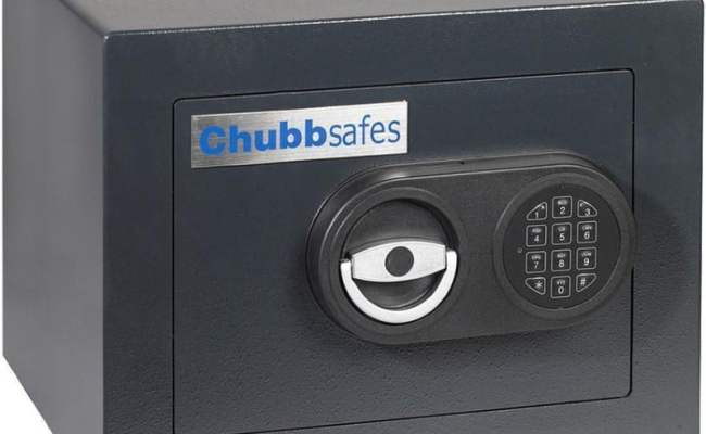 Chubb Zeta 15e Digital Safe Free Delivery Free