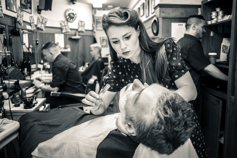 Pall Mall Barbers  The London School of Barbering
