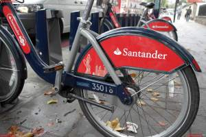 Santander Fahrrad