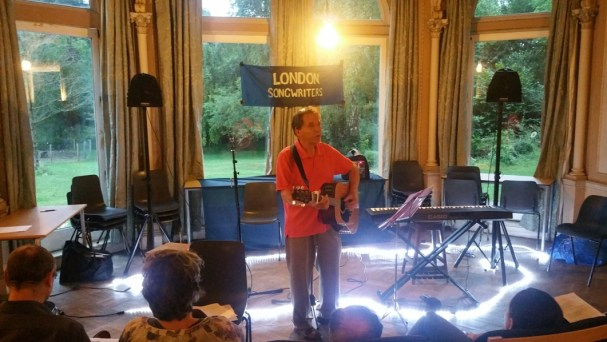 Open Mic - London Songwriters Summer Camp