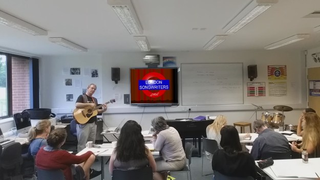 London Songwriters Teaching