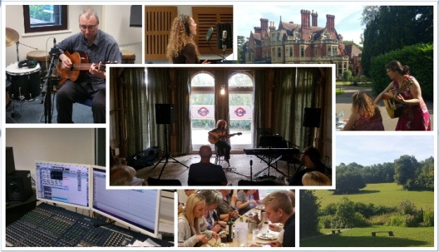 Summer Songwriting Camp 2019
