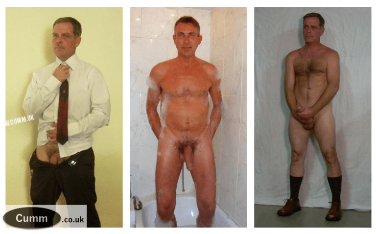 Hung Silver Daddy Of The Month – 01/20