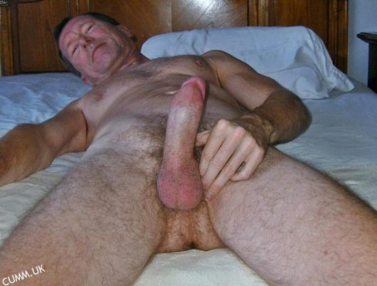 naked old men with huge cocks Gallery hung daddy thick dick