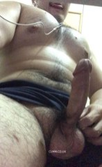 JOLLY LOLLY chubby mature cock