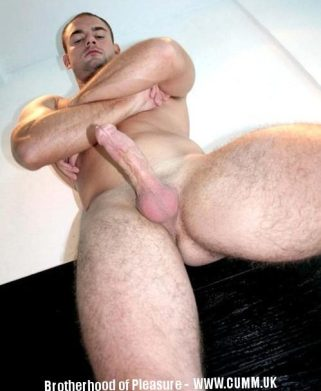 lust for cock big muscle daddy