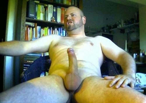 thick nude men
