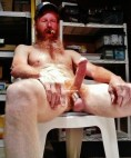 cigar stroking daddy