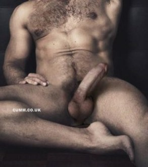 Big Mature Cock of the Month hairy horny hung