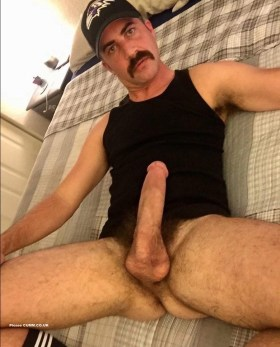 Cock of the Month hung daddy rugby dad