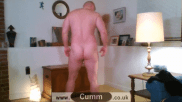 b i g muscle daddy arse