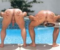 gay arse straight arse which is which