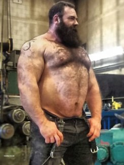 big-thick-belly daddy