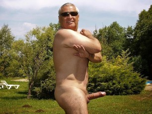Nude-Daddy-Model-Photo-Shoots-papa-public-erection