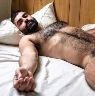 Ejaculate-Daily-hairy-bear-otter