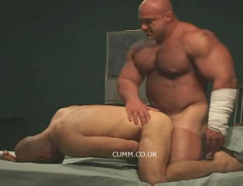 fuck a muscle mary