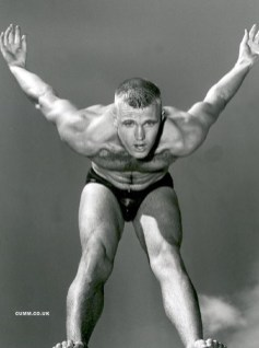 gay-vintage-Jon-Henricks-Australian-swimmer-and-double-gold-medallist-at-the-1956-Olympic-Game