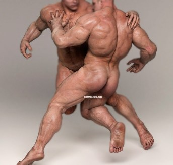 natural element of homosexuality in every man nude men dancing