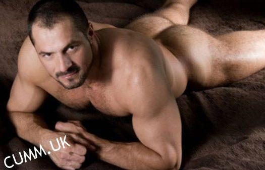 big masculine manly hairy arse
