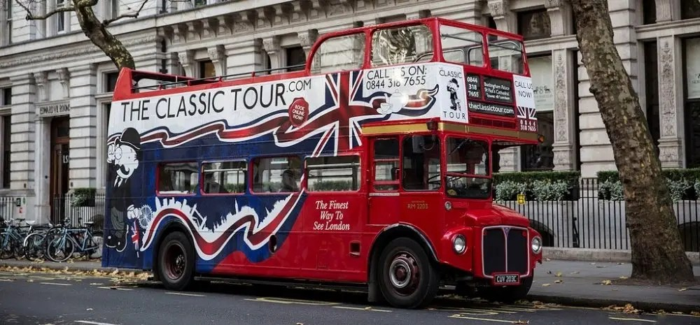 Classic Sightseeing Bus Tour of London - Booking Now