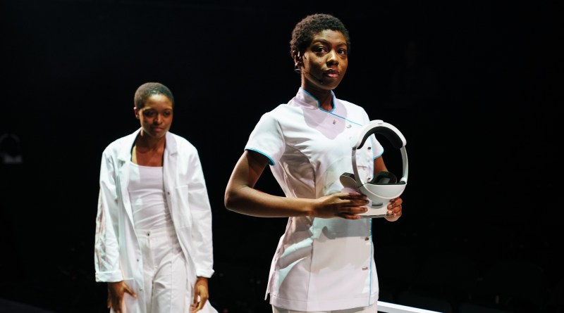 Review: Frankenstein by National Youth Theatre – Southwark Playhouse – 25th October – 30th November 2019