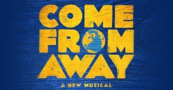 Come From Away Phoenix Theatre London la comédie musicale est prête pour la réouverture.