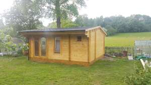 Log Cabin Chiswick Bespoke