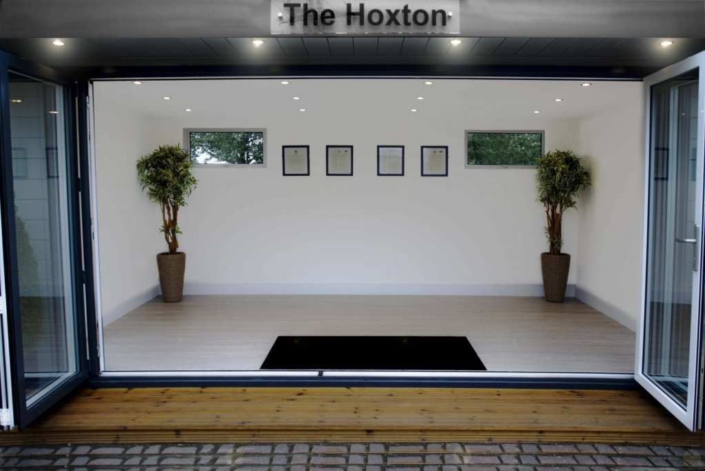 The Hoxton Garden room internal shot