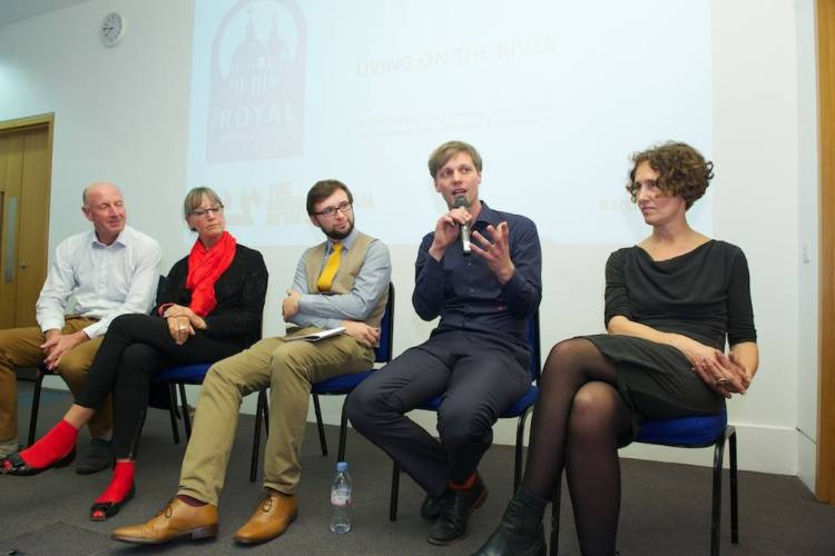 Living on the River Panel Debate