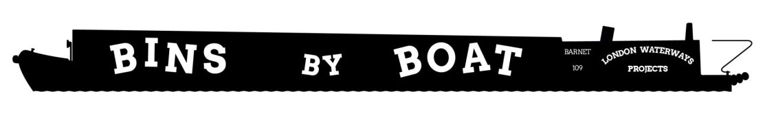 Bins By Boat Logo