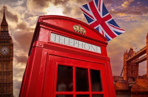 Passeio em todo Reino Unido