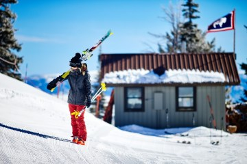 korte skivakantie met bus