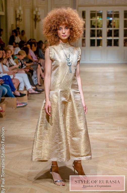 Fashion Show RITZ Robe finale