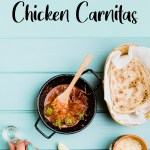 These delicious, easy Instant Pot chicken carnitas are a breeze to whip up and taste incredible! They're ready in about 30 minutes, so they're perfect for a quick weeknight dinner.