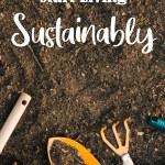 Things are changing rapidly these days. Suddenly the world is a very different place. With all this newfound time at home, have you been reflecting on your lifestyle & resources? Now is the perfect time to start thinking about living more sustainably.