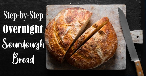 How to Make Rustic Sourdough Bread