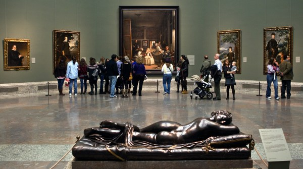 Madrid' Prado Museum Launches Lgbt-themed Tours