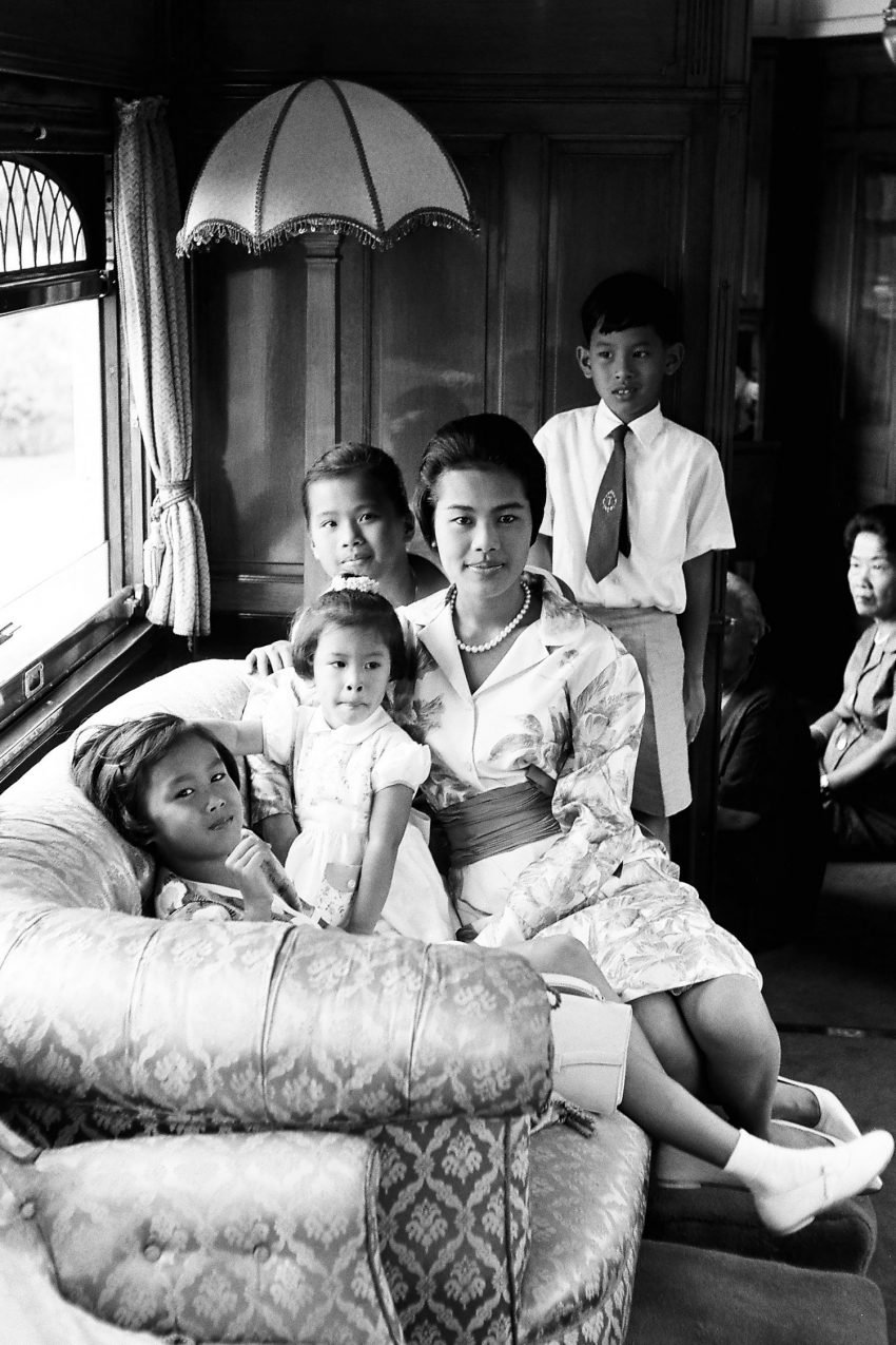 Last chance to see photos taken by the late king of Thailand