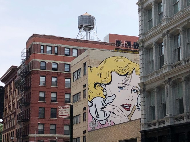 Take A Tour Through David Bowie S New York Lonely Planet