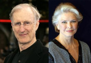 Ellen Burstyn and James Cromwell