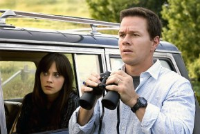 Wahlberg and Deschanel