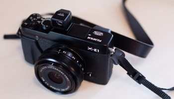 Fujifilm X-E1 Review – Lonely Speck
