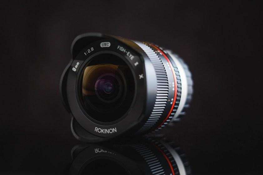 Rokinon 8mm f/2.8 UMC Fisheye II