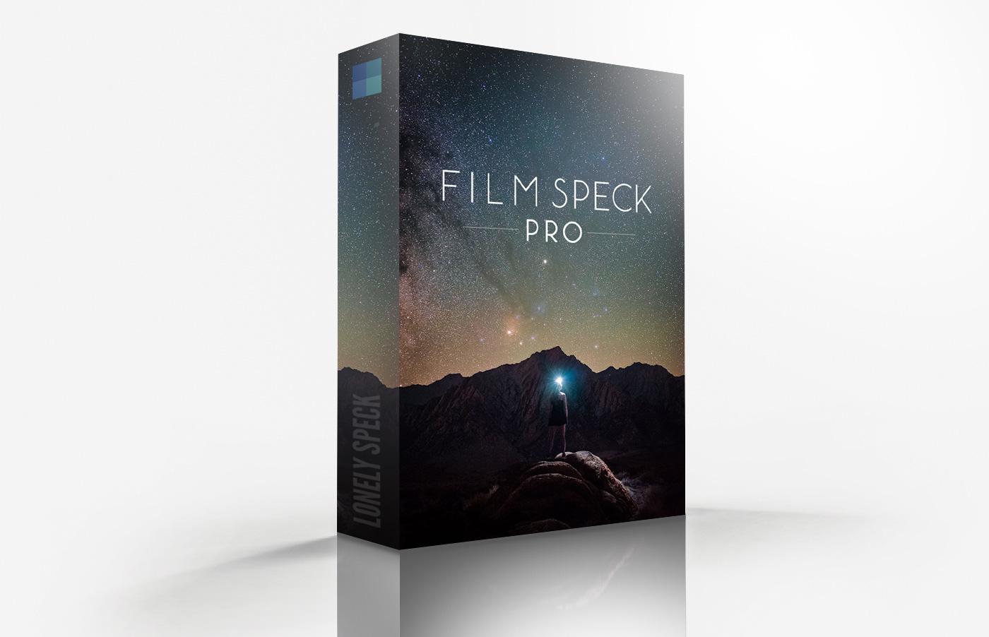 Film Speck Pro: Premium Lightroom Presets by Lonely Speck