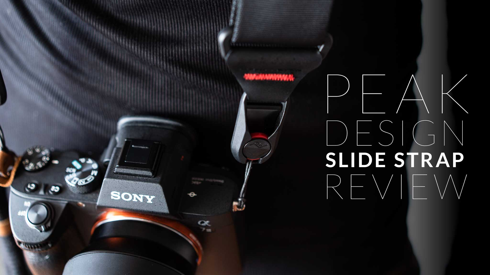 Peak Design Slide and Slide Lite Camera Strap Review
